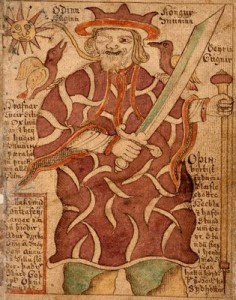 Odin, Woten, Woden, Wotin