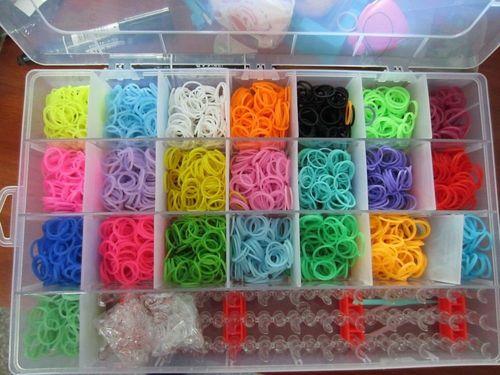 Review of Rainbow Bandz Box