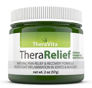 TheraRelief cream by TheraVita