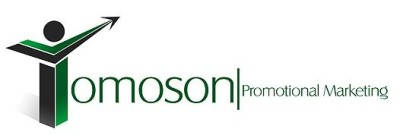 Logo for product review site Tomoson.
