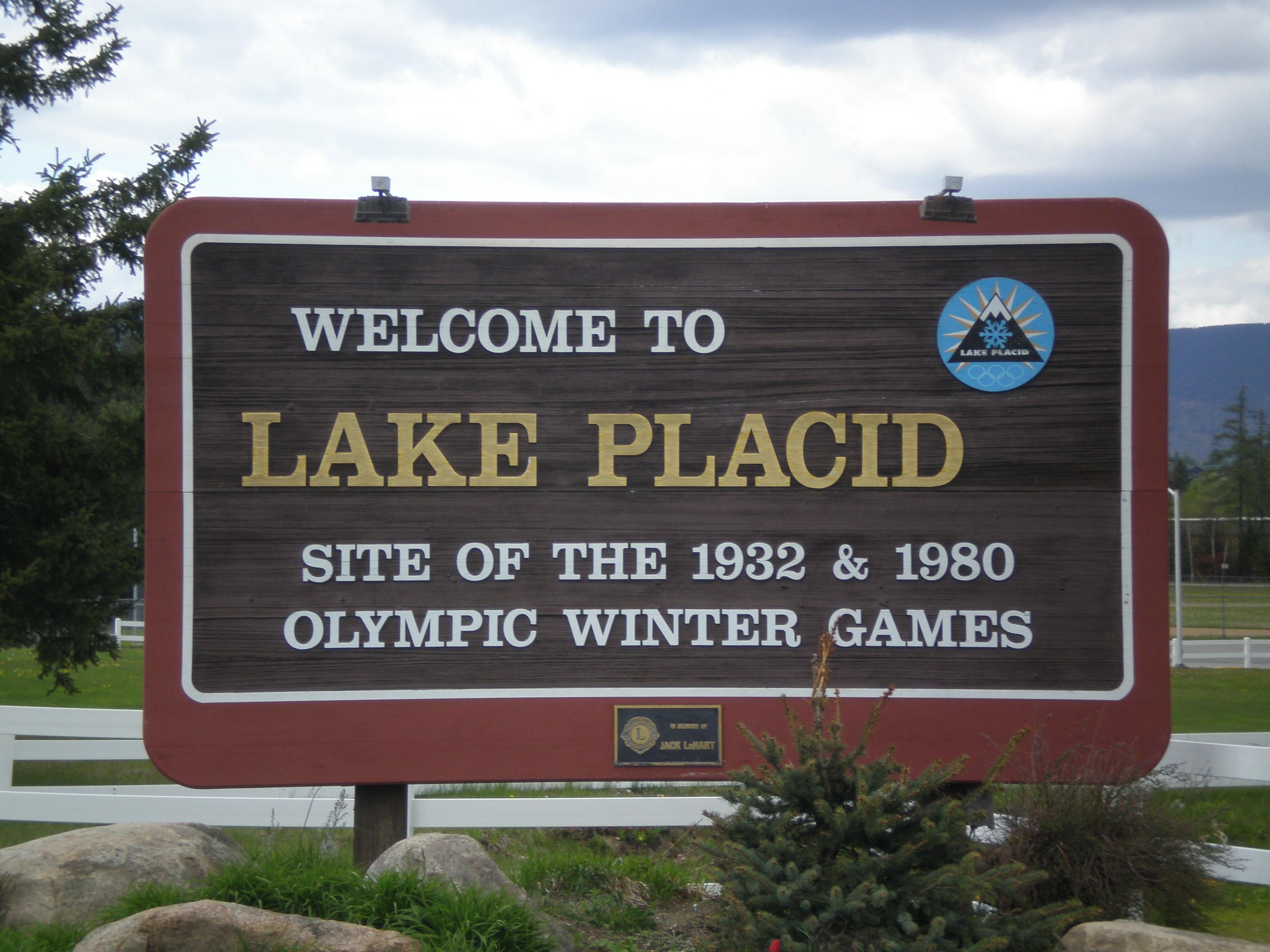 1980 Lake Placid Winter Olympics