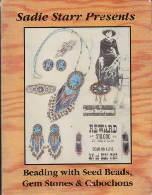 Sadie Starr Bead Embroidery Book