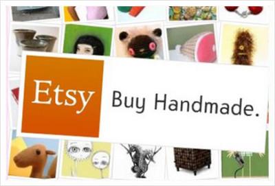 Etsy Buy Handmade logo