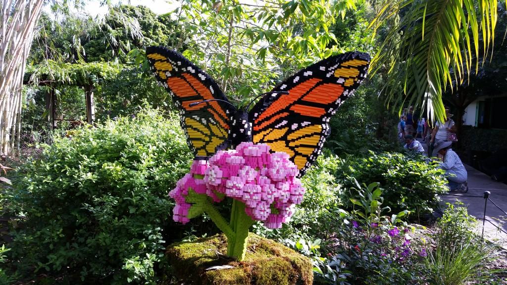 Palm Beach Botanical Gardens Lego