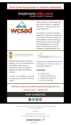 WCSAD Conference