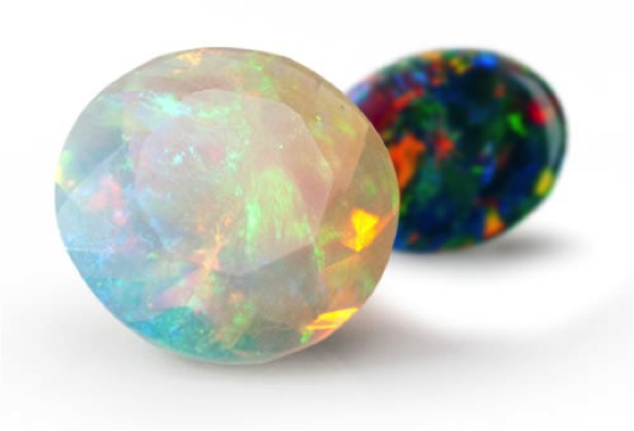 What Gives Opal its Unique Color?
